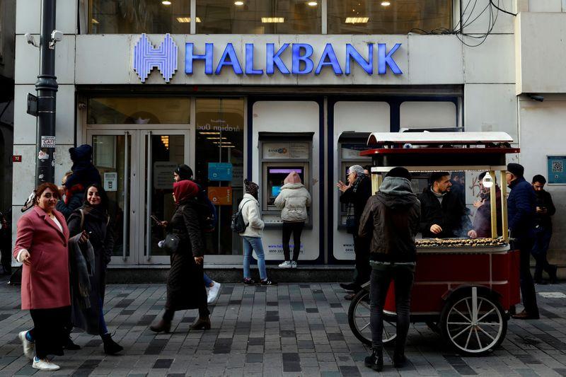 Turkey's Halkbank urges dismissal of Iran sanctions criminal case in U.S.