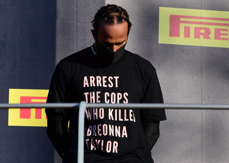 © Reuters. FILE PHOTO: Tuscan Grand Prix