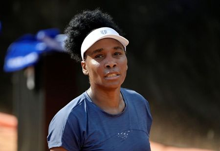 I'm done, for 2020, says beaten Venus By Reuters