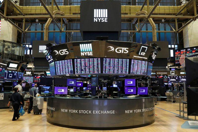 Wall Street jumps, financials take the lead