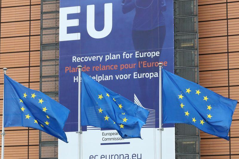© Reuters. BERLIN VISE UN ACCORD SUR LE BUDGET EUROPÉEN DANS LES SEMAINES QUI VIENNENT