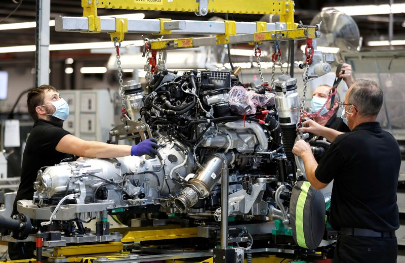 UK factories grow for fourth month, job losses slow: PMI