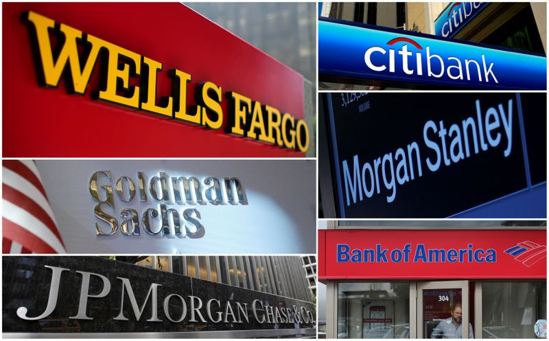 Big U.S. banks to report profit plunge as pandemic recession takes hold