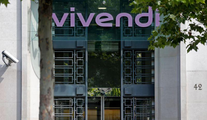© Reuters. VIVENDI SE DIT
