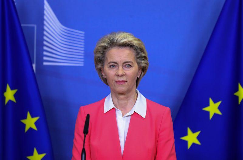 EU、コロナワクチン確保へさらに多くの企業と交渉=欧州委員長
