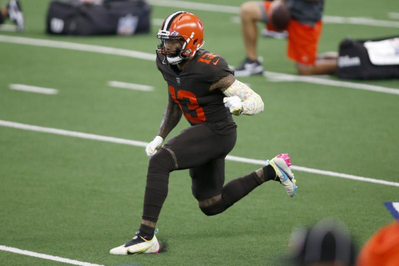 © Reuters.  NFL: Cleveland Browns en Dallas Cowboys