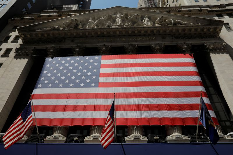 Wall Street closes higher on hope that partial coronavirus stimulus deal may occur
