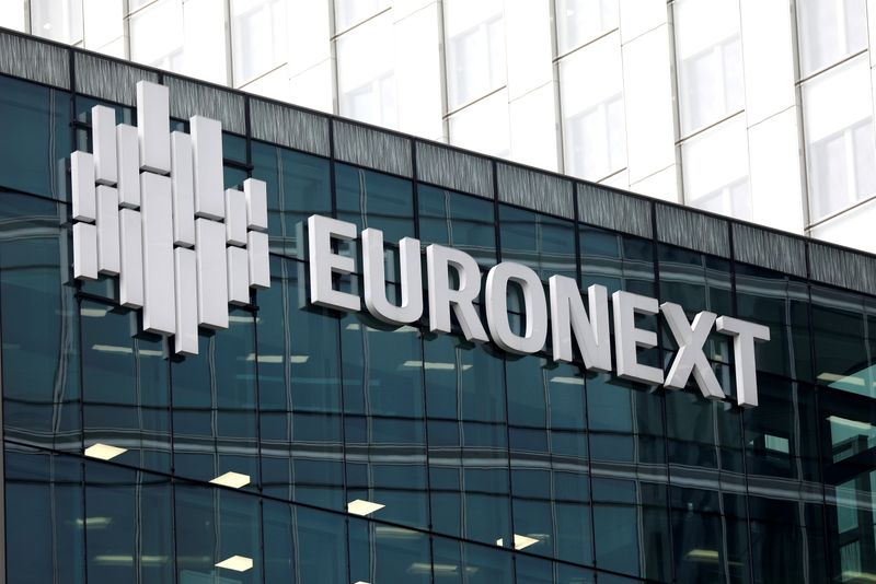 © Reuters. EURONEXT ACHÈTE BORSA ITALIANA À LSE POUR €4,325 MILLIARDS