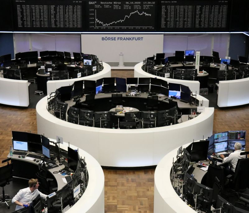 European stocks rise on solid retail earnings, commodity jump