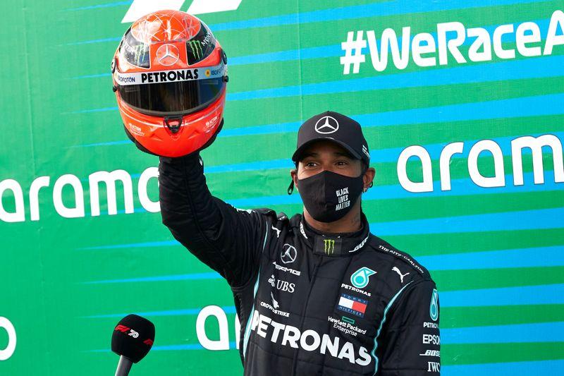 © Reuters. Eifel Grand Prix