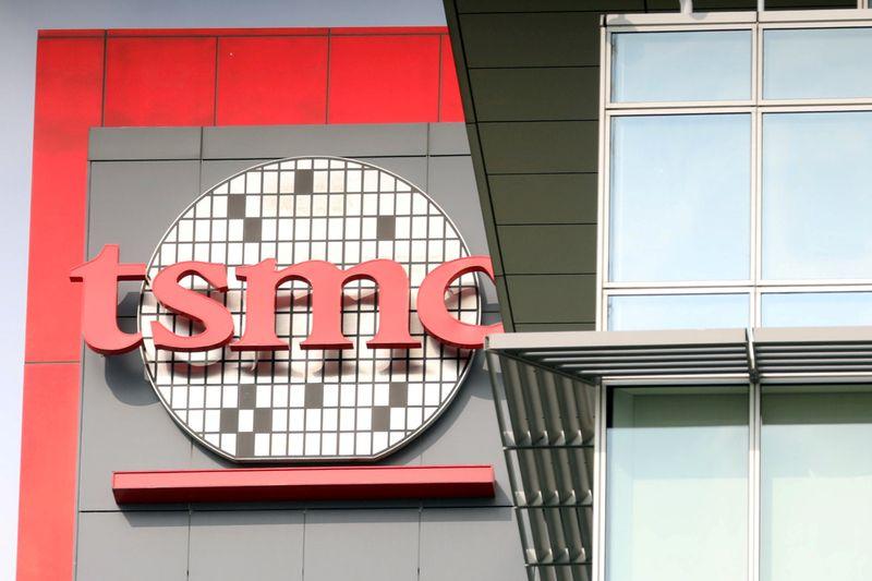 台湾TSMC、通期売上高予想を引き上げ 第3四半期は過去最高益