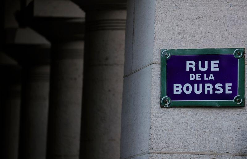 © Reuters. LES BOURSES EUROPÉENNES EN HAUSSE À L'OUVERTURE