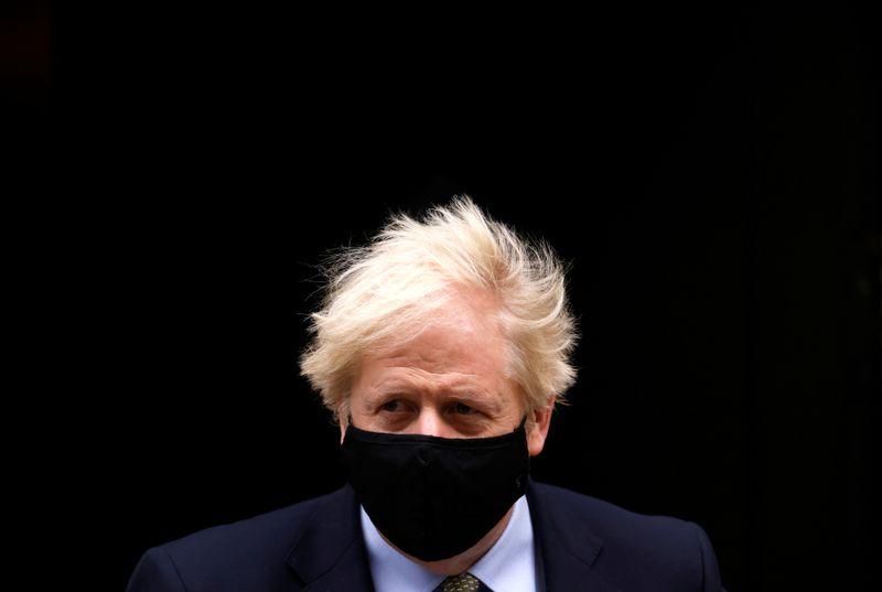 © Reuters. BREXIT: BORIS JOHNSON DOIT ARBITRER VENDREDI ENTRE CONCESSIONS ET LIGNE DURE