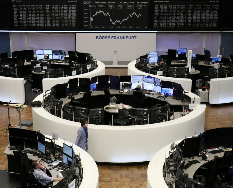 Analysis: Europe's earnings optimism dwindles with resurgent virus
