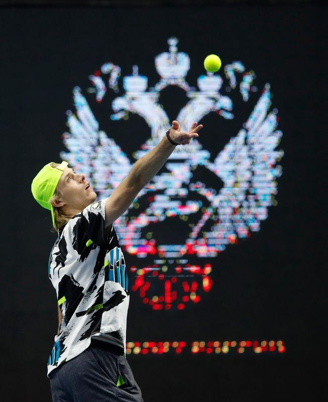 © Reuters. ATP 500 - St Petersburg Open