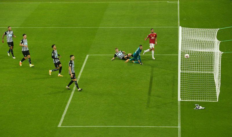 © Reuters. Premier League - Newcastle United v Manchester United