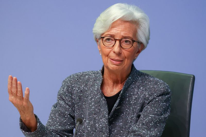 New virus-related restrictions heighten uncertainty, ECB's Lagarde says