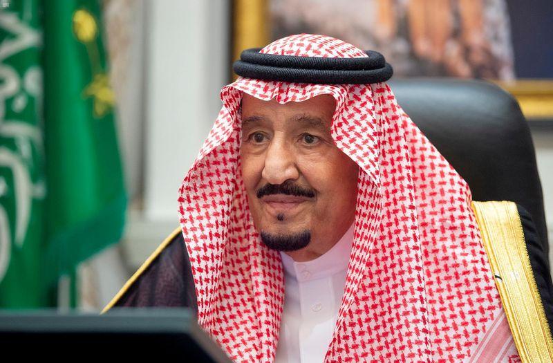 © Reuters. السعودية تعيد تشكيل هيئة كبار العلماء ومجلس الشورى