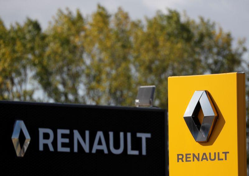 © Reuters. RENAULT À SUIVRE À PARIS