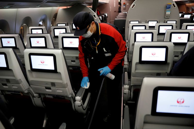 IATA 'Bad math': Airlines' COVID safety analysis challenged by expert By Reuters