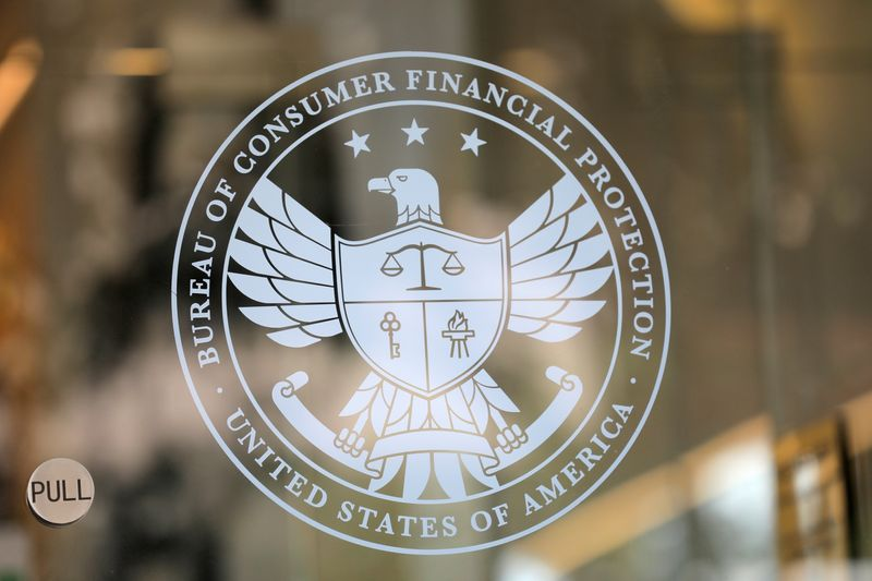 U.S. consumer watchdog proposes changing rules on accessing borrower financial data