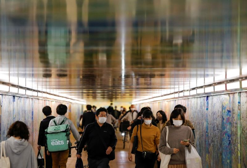 Japan mulls $95.5 billion extra budget to counter coronavirus: media