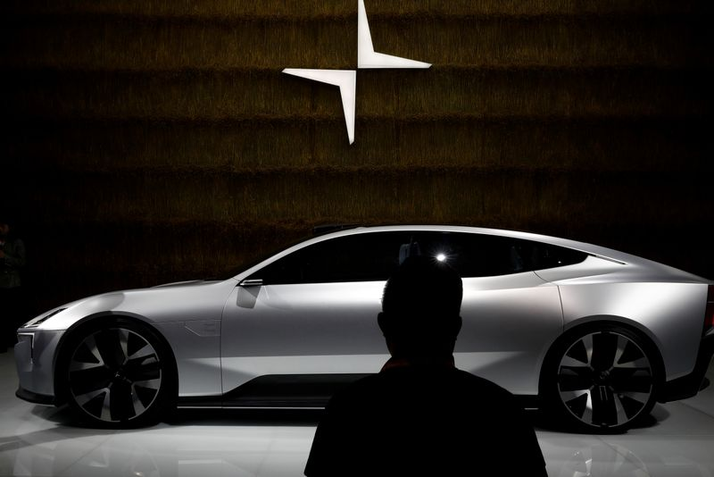 Geely's new EV plant will build premium Polestar cars: sources