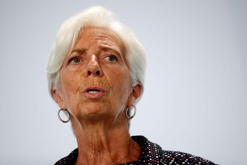 © Reuters. UN MESSAGE FORT ET UN TON PESSIMISTE À ATTENDRE DE LA BCE, SELON ALLIANZ GLOBAL INVESTORS