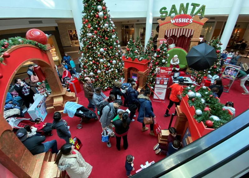 Holiday shoppers are coming to town with health checklist: survey