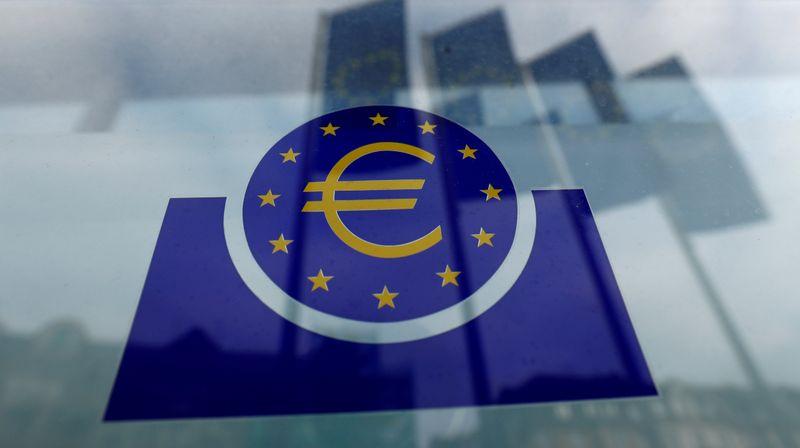 © Reuters. LA BCE TRANCHERA SUR LES DIVIDENDES DES BANQUES APRÈS LE 10 DÉCEMBRE