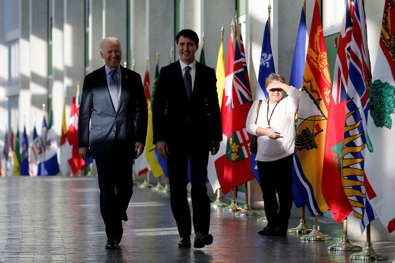 Explainer: What are the likely implications of a Biden presidency for Canada?