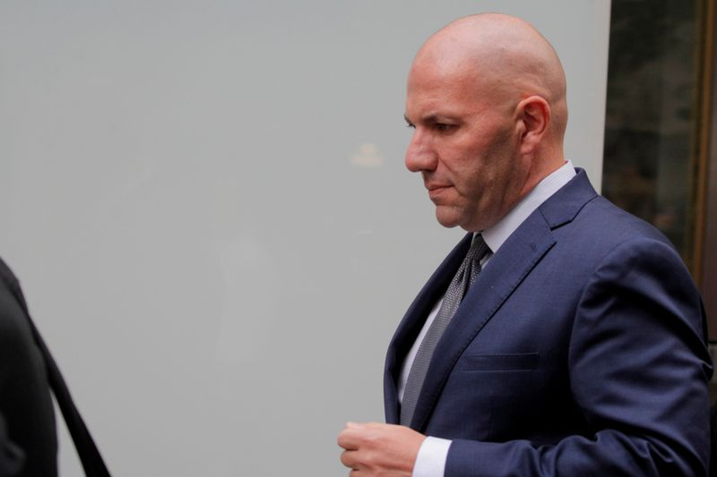 Business partner of ex-Giuliani associate expected to enter guilty plea thumbnail