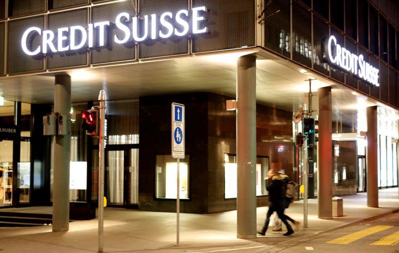 Credit Suisse profit slides as wealth management fees fall