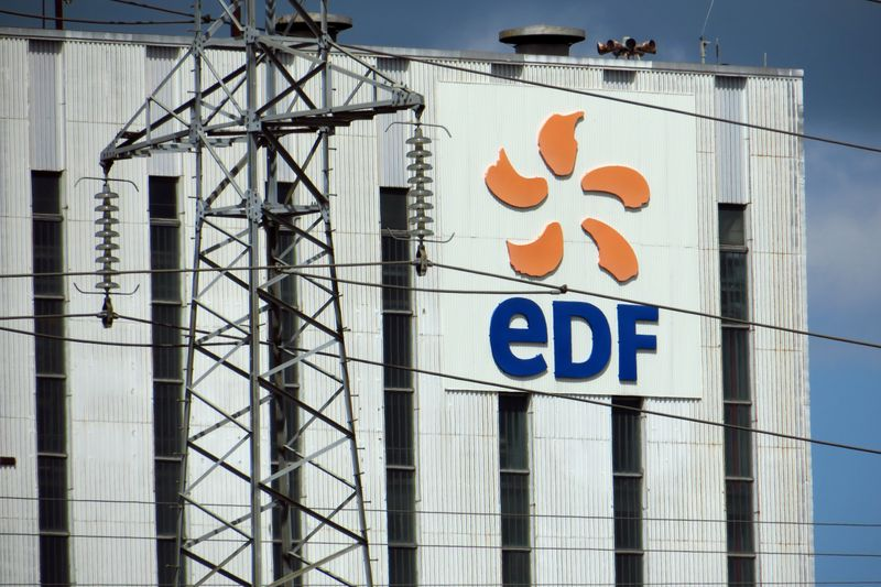 © Reuters. RECONFINEMENT: EDF PENSE MAINTENIR L'ENSEMBLE DE SES ACTIVITÉS