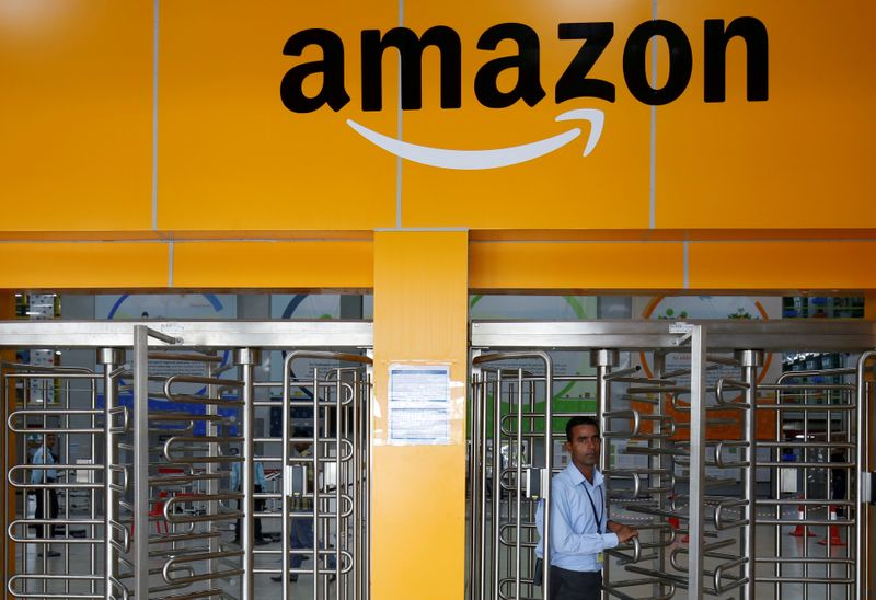 RELI Exclusive: Amazon tells India regulator its partner Future Retail is misleading public By Reuters