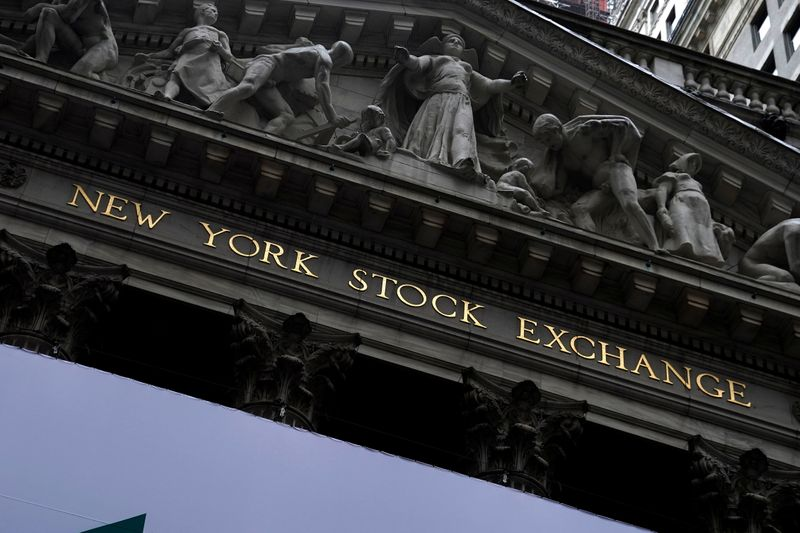 © Reuters.  Image of New York Stock Exchange