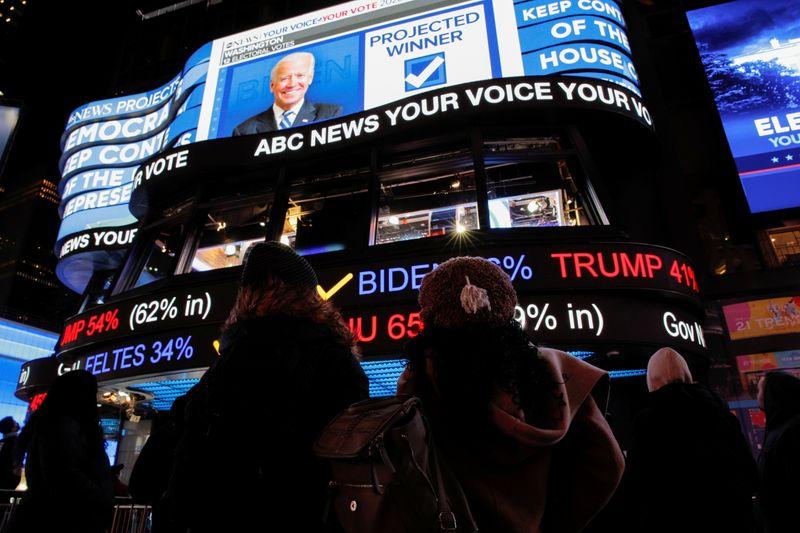 東京株式市場は続伸、米株に連動 開票結果にらみ