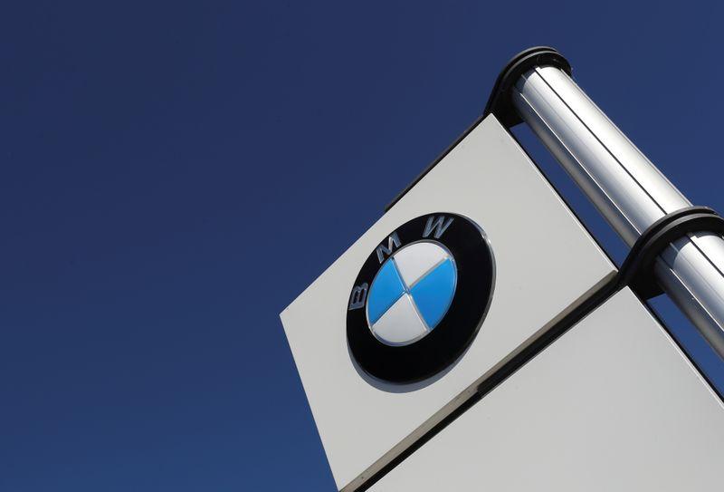 © Reuters. BMW, À SUIVRE À LA BOURSE DE FRANCFORT