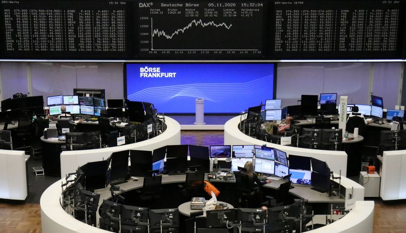European stocks lose steam after five-day rally