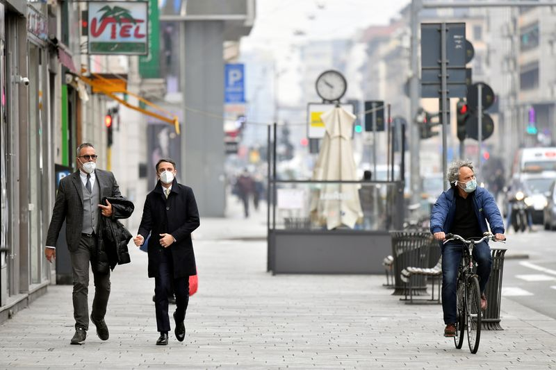 Italia aplica unas restricciones contra el virus menos severas que las de la primera ola
