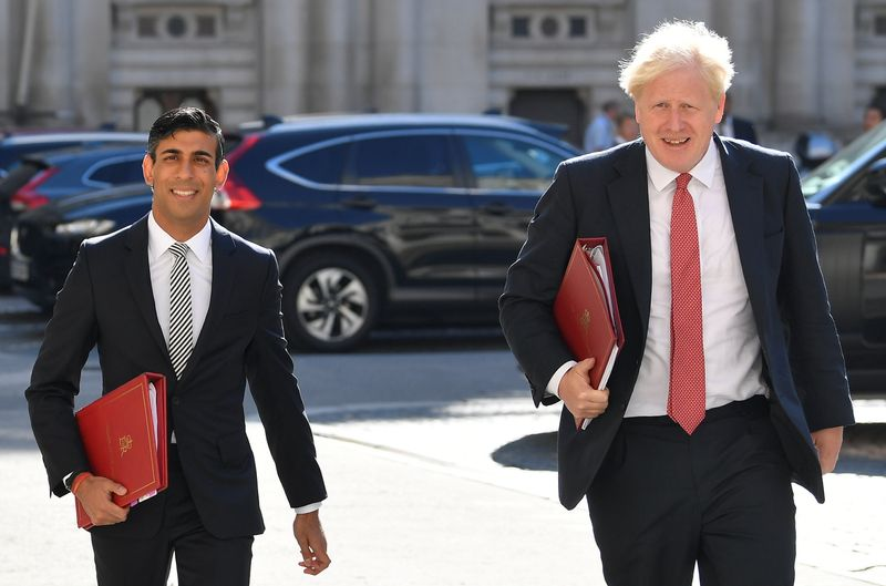 Johnson, Sunak agree to extend universal credit benefit - The Times