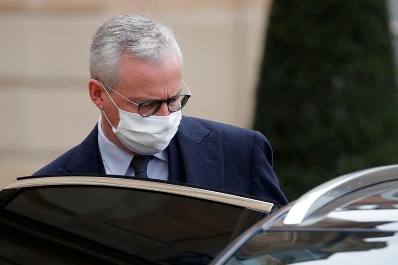 © Reuters. LE GOUVERNEMENT COMPREND