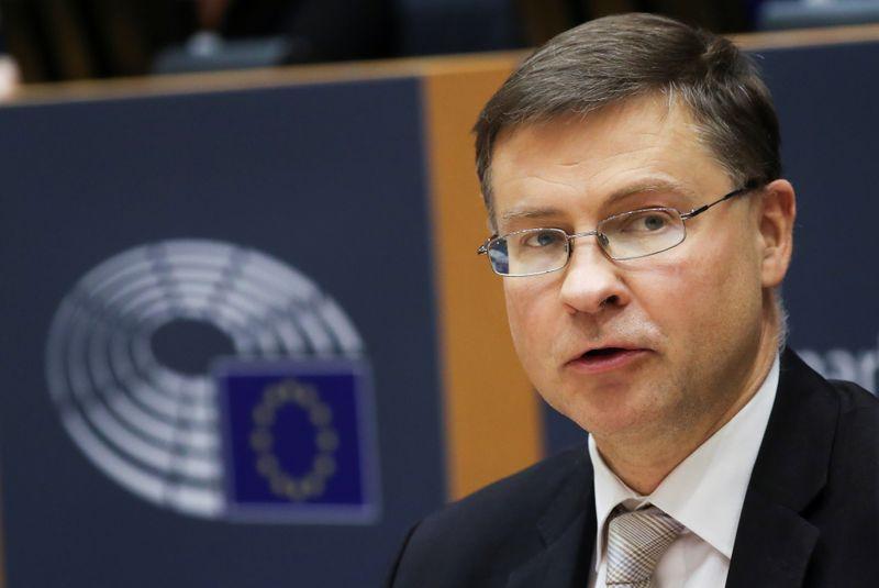 © Reuters. AIRBUS/BOEING: L'UE VA IMPOSER DES SANCTIONS DOUANIÈRES MARDI