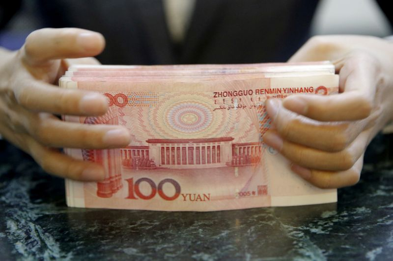 For investors, China's yuan is the big winner from Biden victory