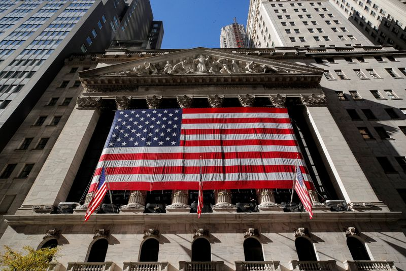 © Reuters. LA BOURSE DE NEW YORK TERMINE EN HAUSSE