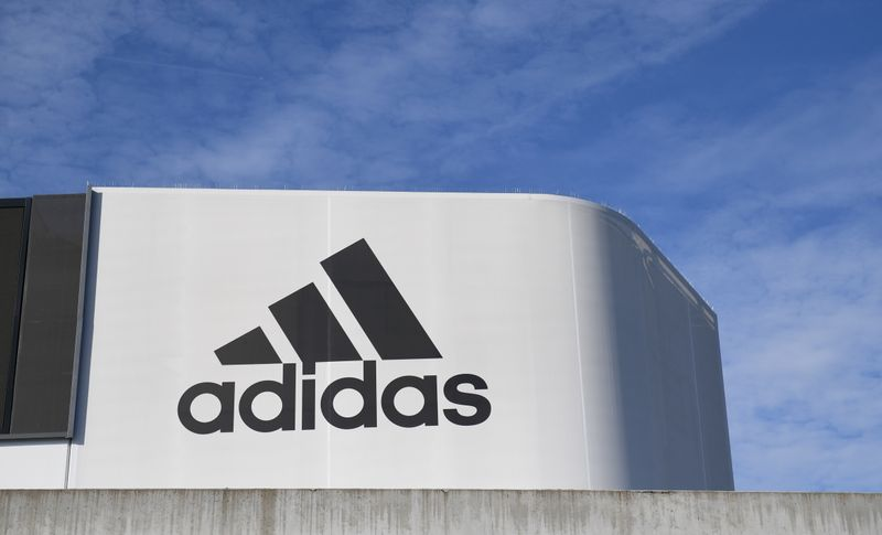 Adidas Cautious For Year End As Pandemic Returns By Reuters