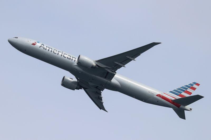 アメリカン航空、中国への乗り入れ再開 米中路線は週10便に