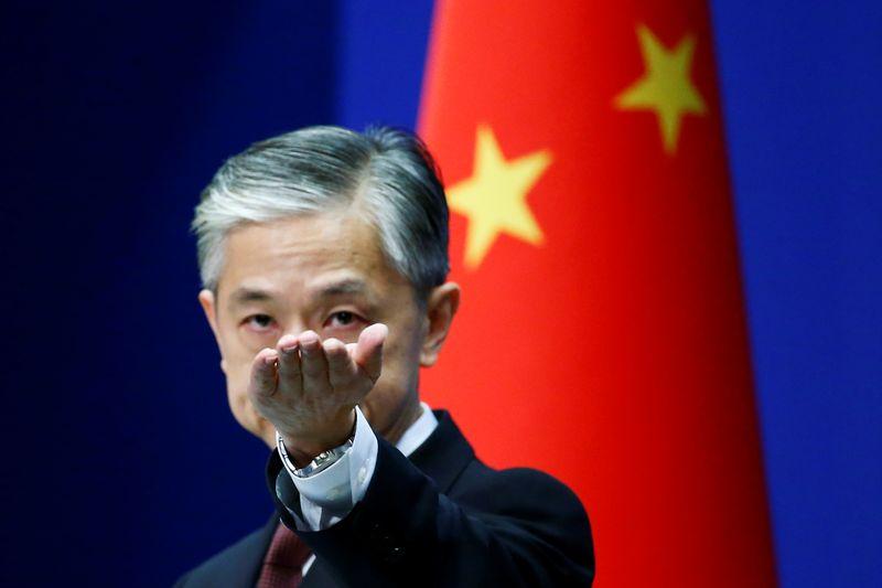 China parabeniza Biden por vitória eleitoral nos EUA
