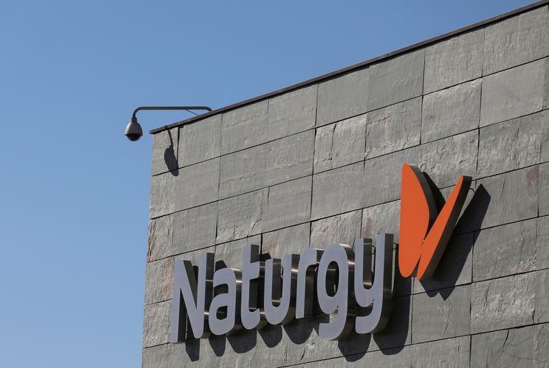 © Reuters. El logo de la compañía española de energía