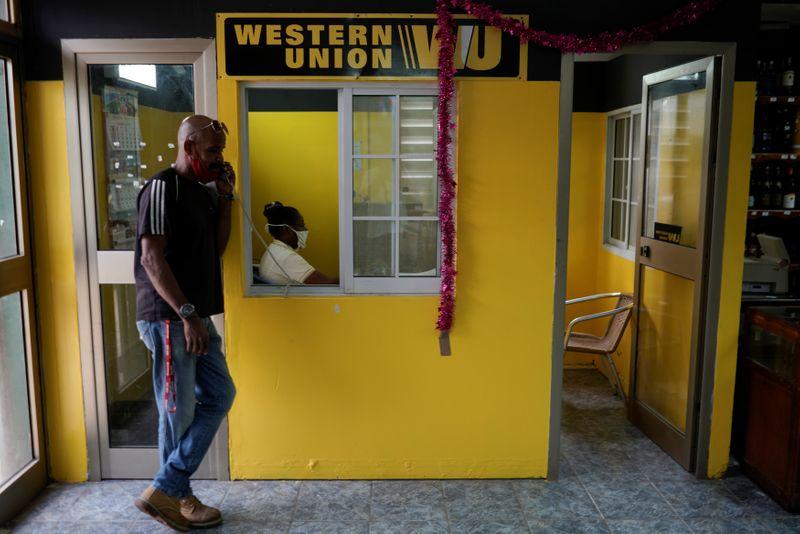 Western Union says suspending U.S. transfers to Cuba